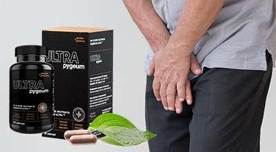 Pygeum Ultra от простатита